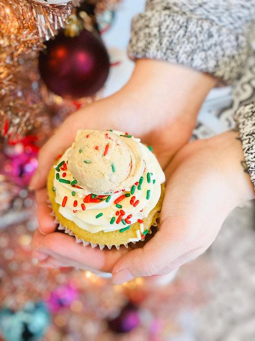 Christmas Cupcake Variety Dozen