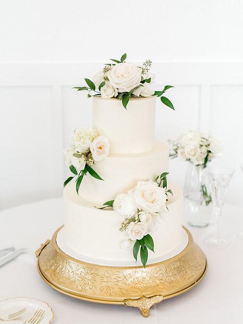 Two Tier Micro Wedding Cake