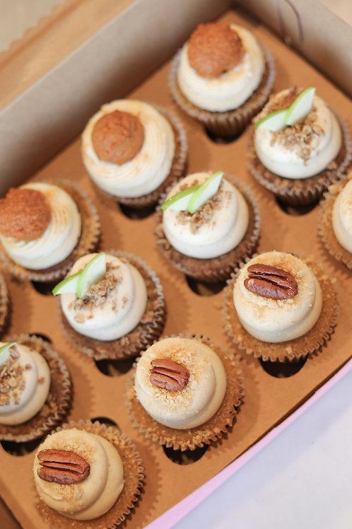 Pie Variety Cupcakes