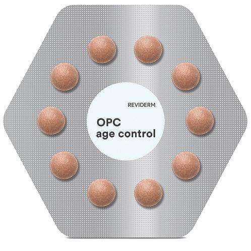 Nutricosmetics OPC AGE control