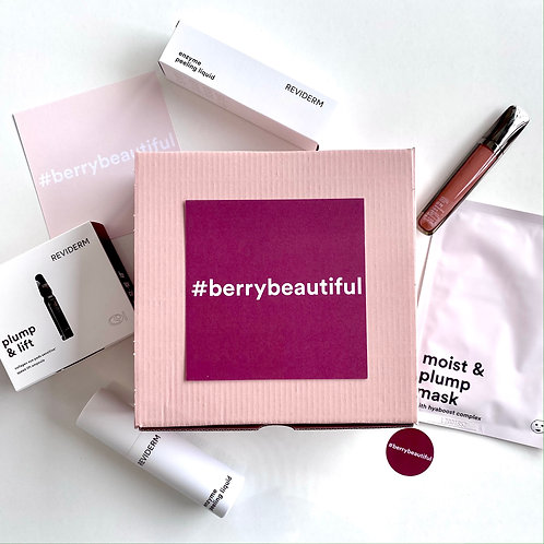 #berrybeautiful Box - a box full of beauty