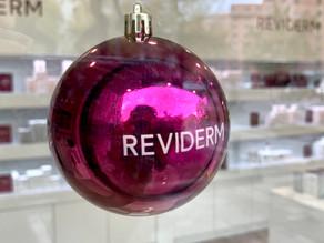 Jetzt wird es weihnachtlich im REVIDERM skinmedics berlin
