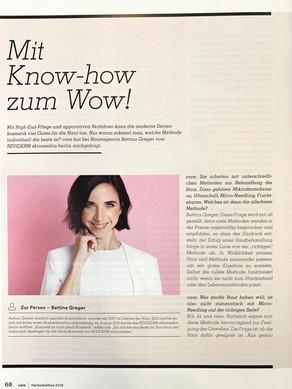 Mit Know-how zum Wow!