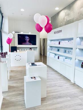 Danke sagt REVIDERM skinmedics berlin