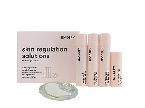 Skin regulation solutions - recharge skincare