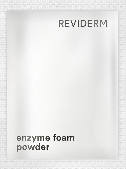 Enzyme peeling powder
