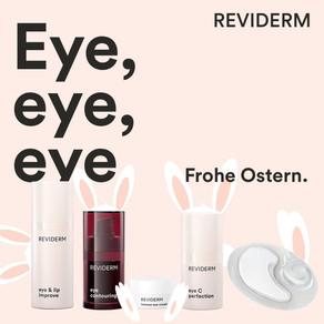 Frohe Ostern im REVIDERM skinmedics berlin