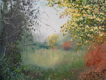 Bruntwood Park, autumn