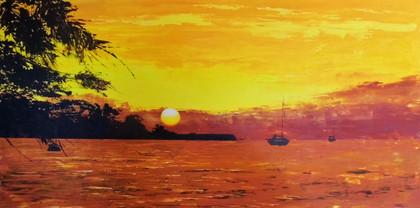 October Sunset Mallorca