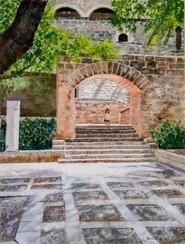 Palma Cathedral gardens