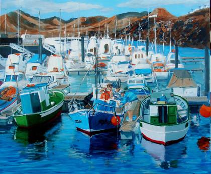 Old Harbour, Puerto Del Carmen