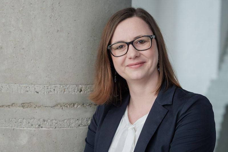 Portrait von Dr. Christina Steinbach