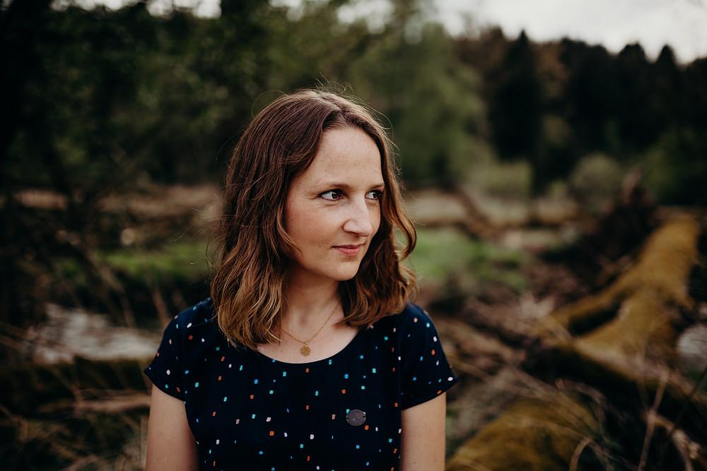 Foto von Theresa Bagus im Wald