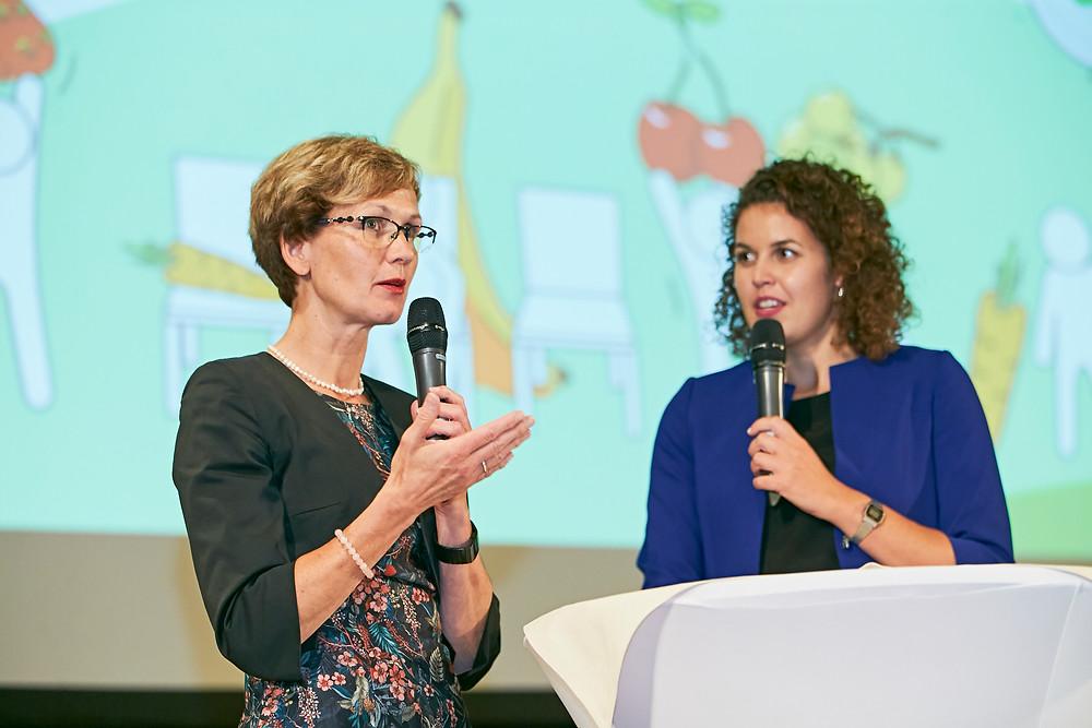 Dr. Margareta Büning-Fesel im Gespräch
