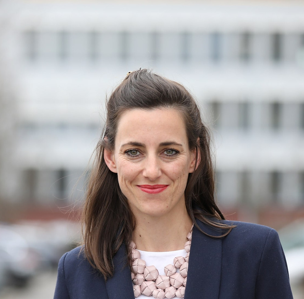 simone frey, founder and managing director of nutrition hub