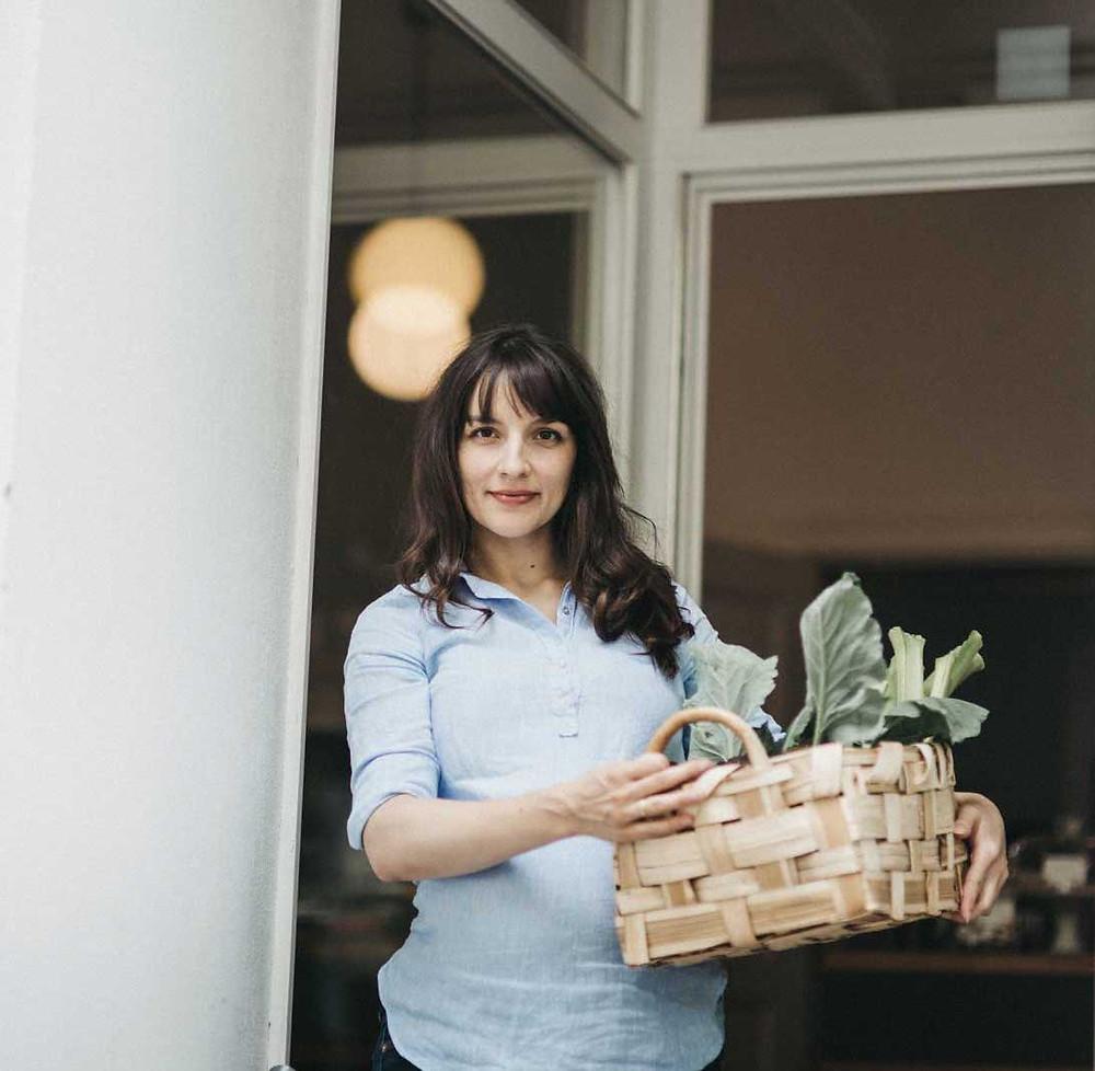 Portrait von Eva-Maria Endres - Autorin und Café-Besitzerin