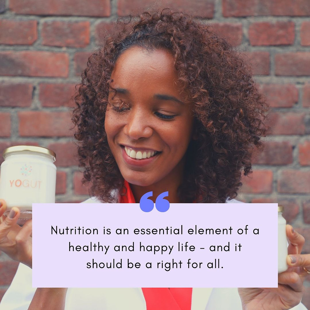 Aline de Santa Izabel, Gut Health Expert & Foodtech Entrepreneur