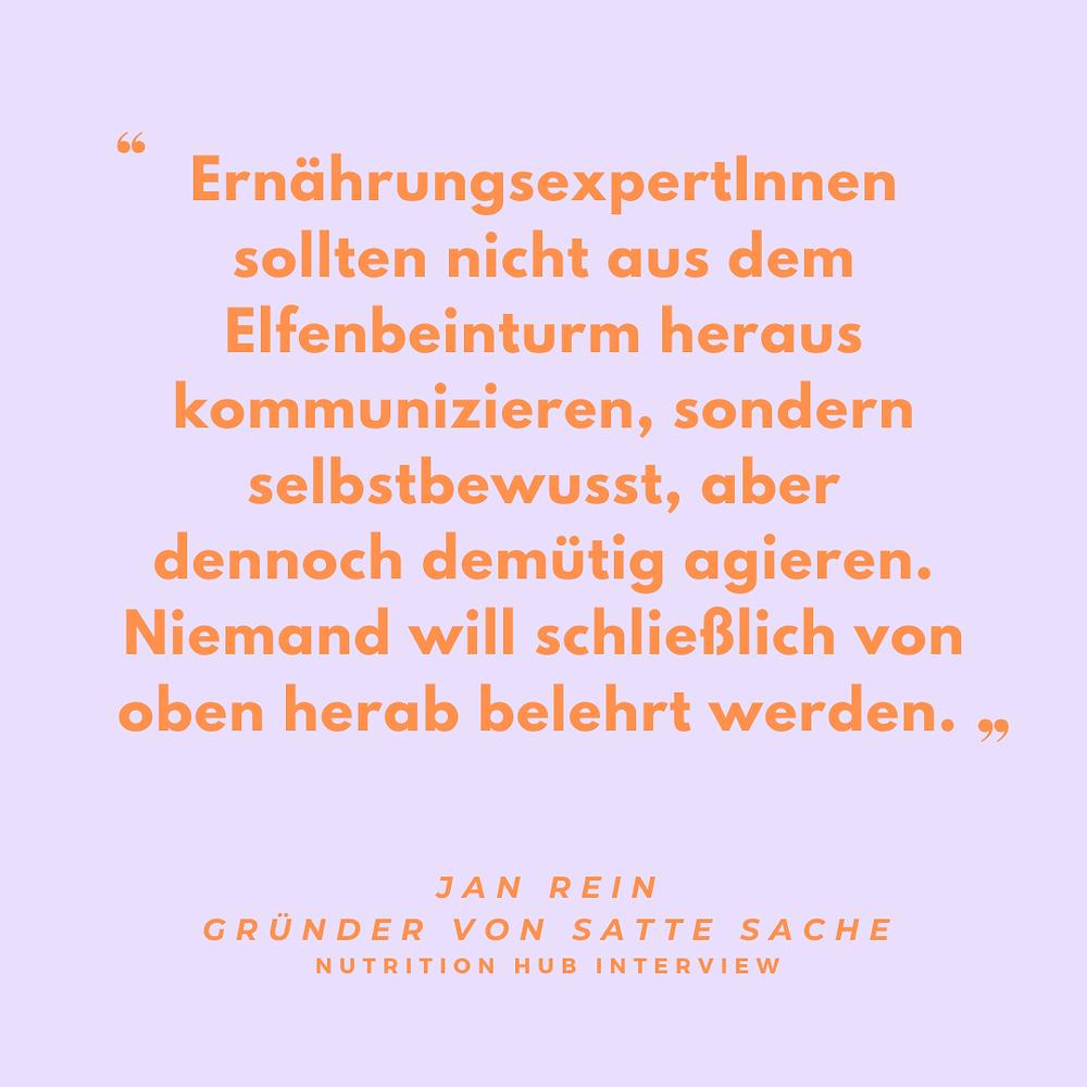 Zitat von Jan Rein