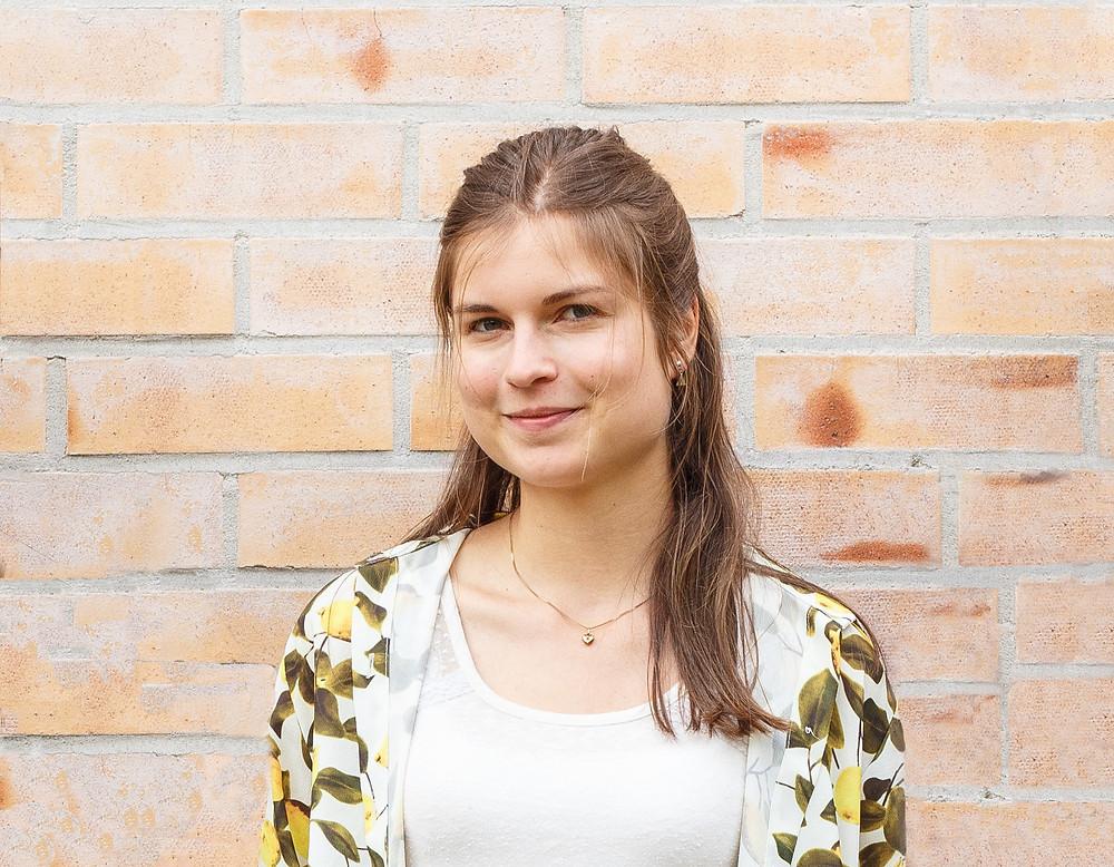 Emilie Wegner - Ernährungswissenschaftlerin und Gründerin des Start-Ups Hülsenreich
