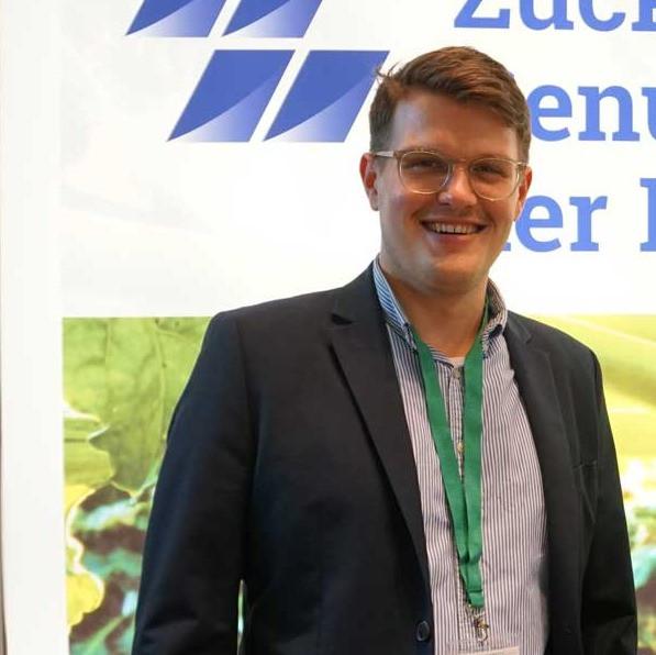 Dr. Philip Prinz - Abteilungsleiter beim Deutschen Zuckerverband