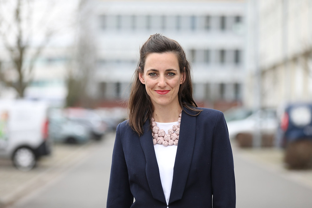 Simone Frey, founder and managing director at Nutrition hub