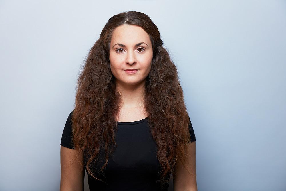 Lina Samira Bahr - Nachwuchsforscherin und Doktorandin an der Charité