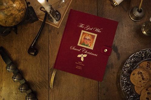 The Girl Who Saved Christmas--Signed