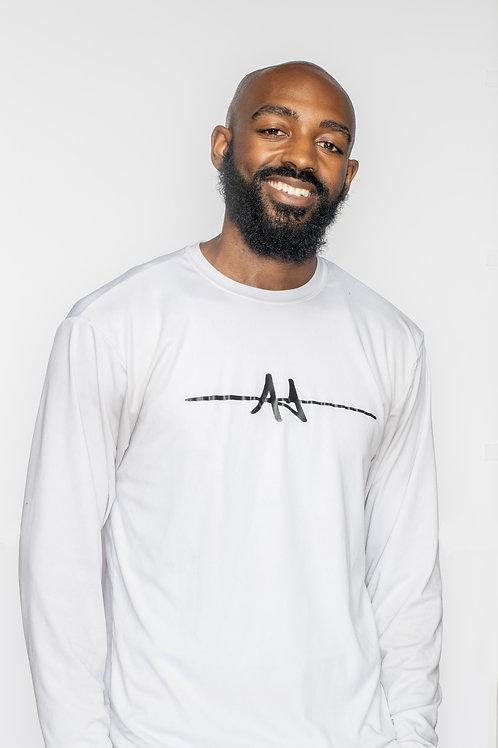 Logo Long Sleeve Performance Shirt