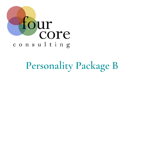 FourCore PersonalityPackage B