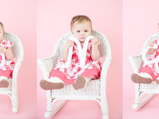 This sunshine turns one! | Julie Larochelle Photography | Oakville Children Photography