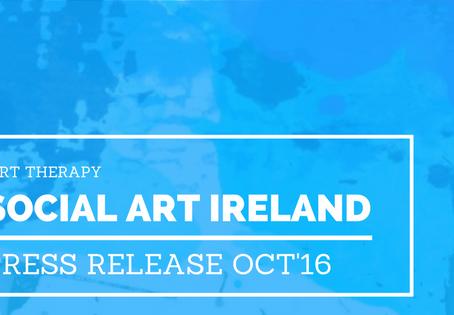 "Social Art: Art talks ""Lets Talk about it"""