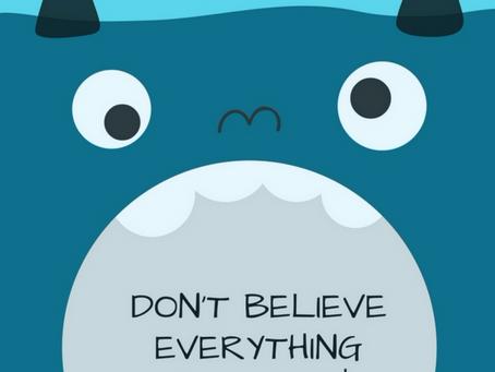 The Bully Inside Your Head!