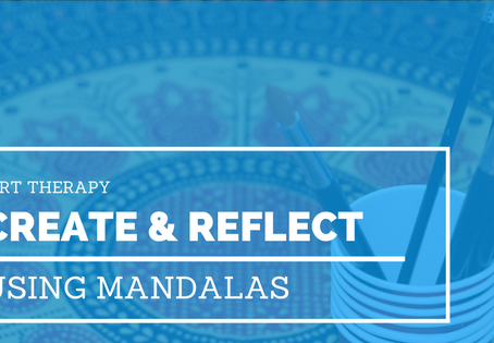 What is Create & Reflect with Mandalas
