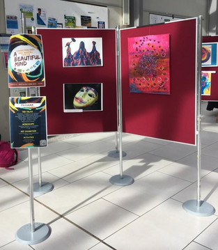 Art Therapy Exhibition at NUIG