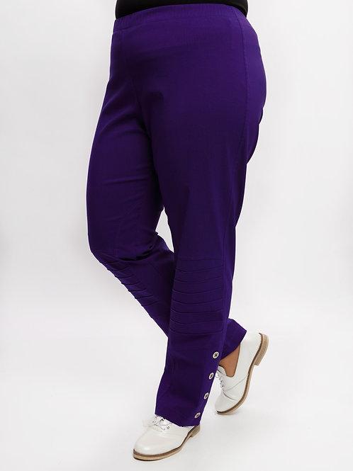 Брюки 221-052 фиолет