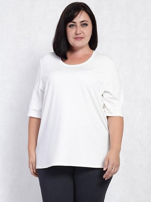 Блузка 220-399 молочный