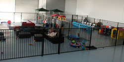Main play zone