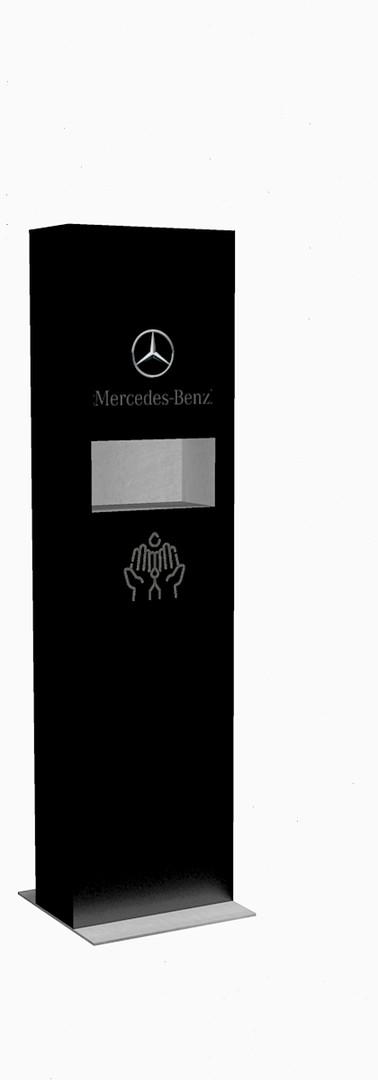 Borne Mercedes-Benz