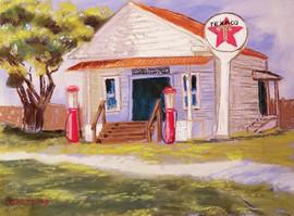 Texaco Station Heritage Park