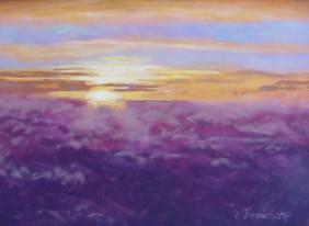 Sunset in Heaven