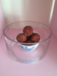 theodora sopko Protein Balls Rezept