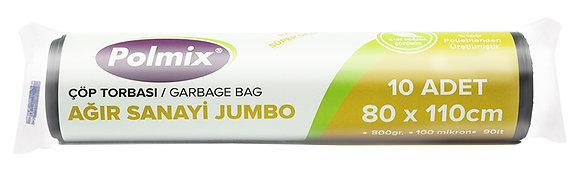 End.Jumbo ÇöpTorbası 80x110cm 1000gr.