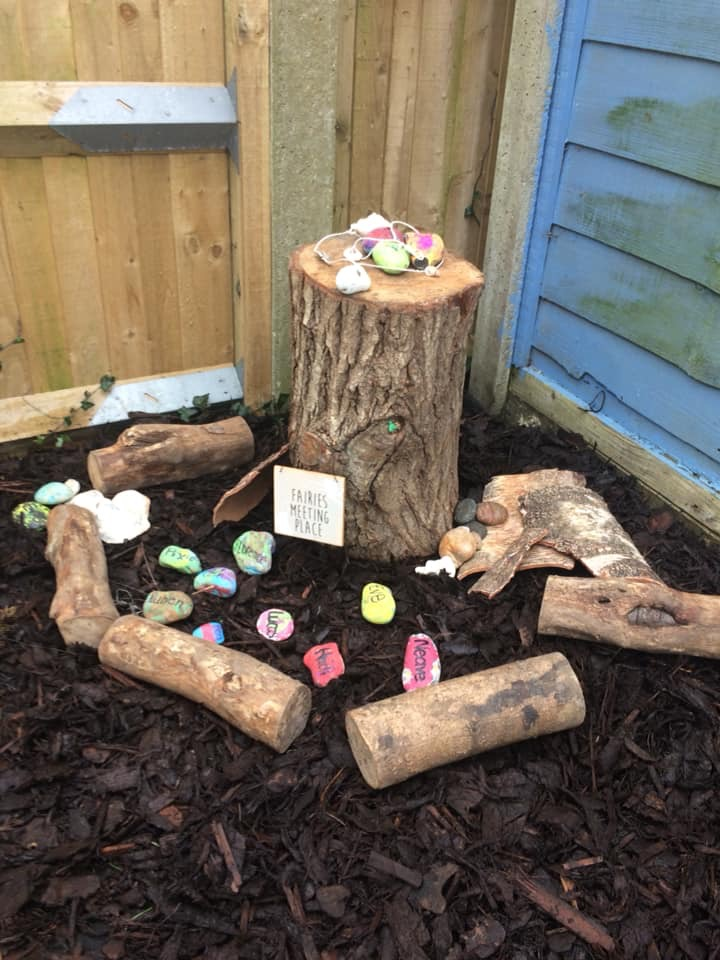 Fairy and Elf garden