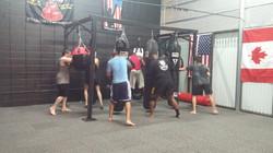 Muay Thai Charlotte at H8L