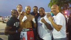 H8L Group Pic - Izzy's MMA Fight