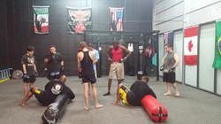 MMA Fundamentals at H8L
