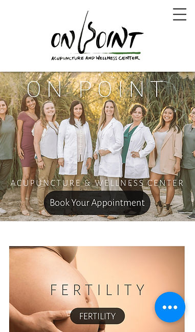 On Point Mobile Website
