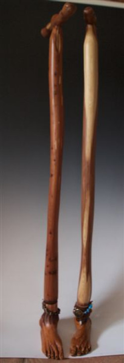 Footed Canes