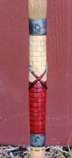 """Hackberry Cane - """"The Wall"""""""