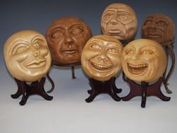 Spherical Heads
